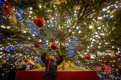Toronto at Christmas time